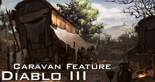 Diablo 3 Caravan Feature
