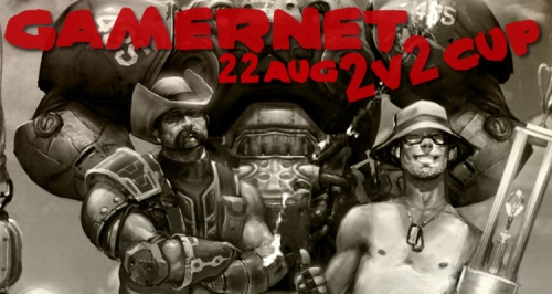 Gamernet 2v2 Cup Starcraft 2