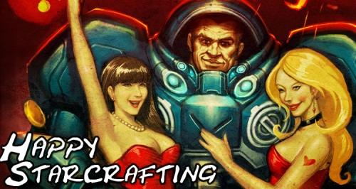 Happy Starcrafting