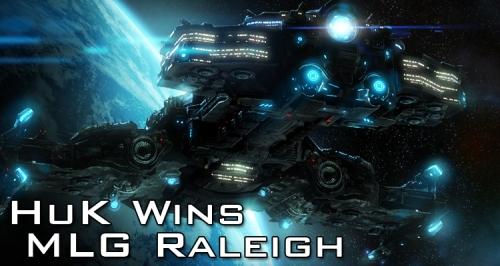 Huk Wins MLG Raleigh