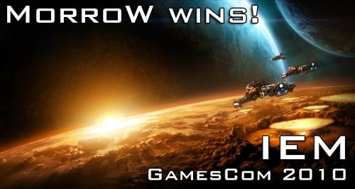 MorroW Wins IEM