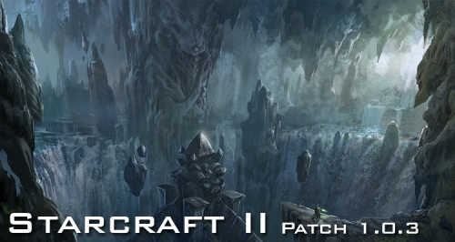 Starcraft 2 Patch 1.0.3