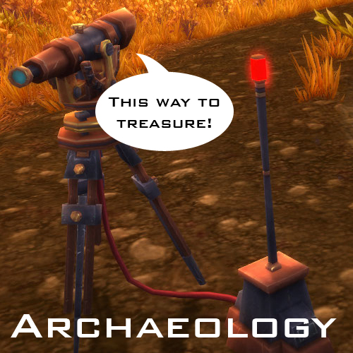 Cataclysm Archaeology