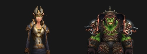 Cataclysm Armor Models
