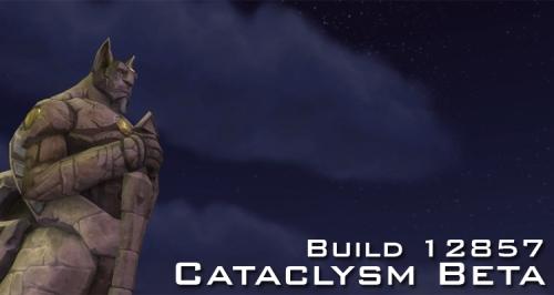 Cataclysm Beta Build 12857
