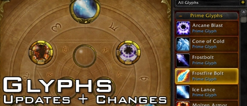 Cataclysm Glyph Changes
