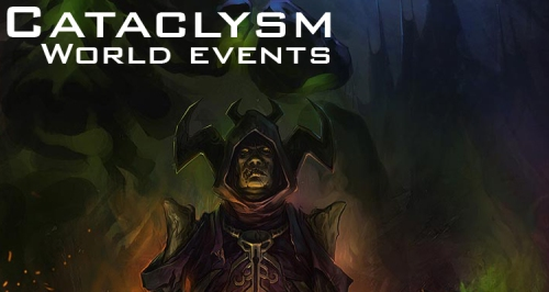Cataclysm World Events