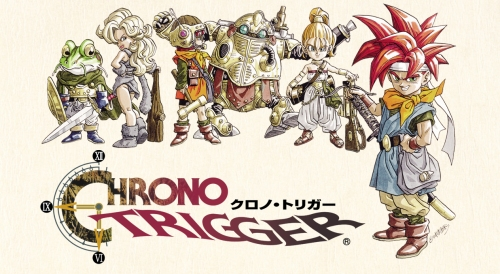 Chrono Triggercraft