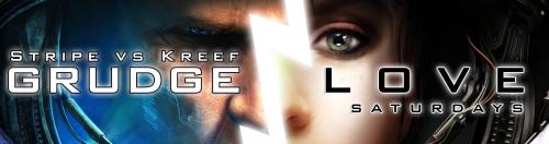 GRUDGE LOVE Stripe vs Kreef