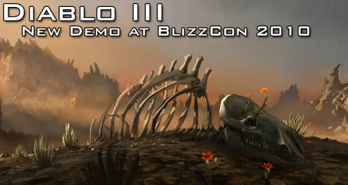 BlizzCon Diablo Demo