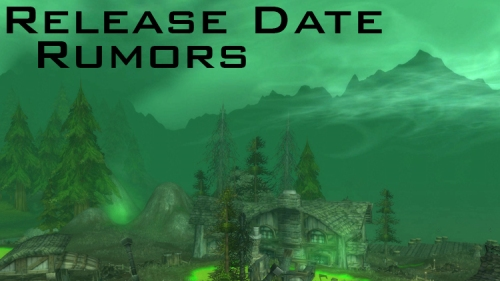 Release Date Cataclysm