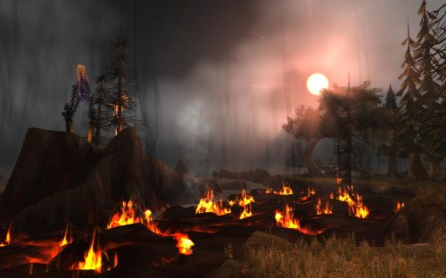 Cataclysm Beta Screenshot