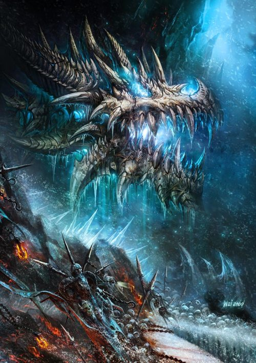 World of Warcraft: Sindragosa