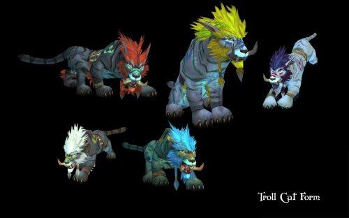 Troll Cat Form