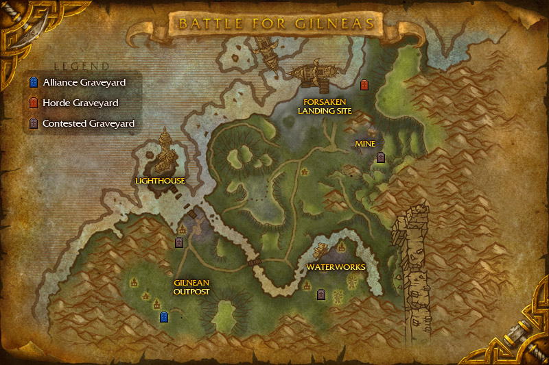 World Of Warcraft Map Cata. for World+of+warcraft+map+