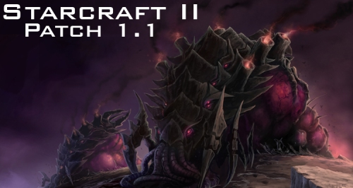 Starcraft 2 Patch 1.1