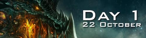 BlizzCon Day 1