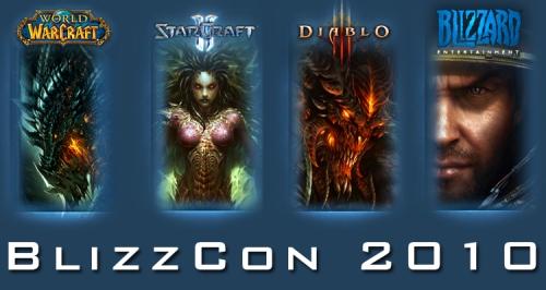 BlizzCon 2010 Live
