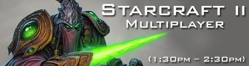 BlizzCon Starcraft 2 Multiplayer