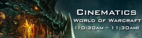 BlizzCon Warcraft Cinematics