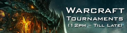 BlizzCon Warcraft Tournaments