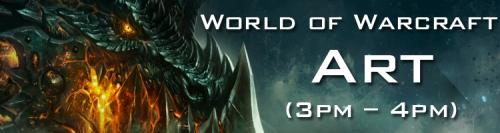 BlizzCon Warcraft Art