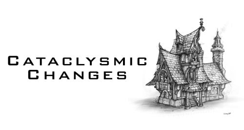 Cataclysmic Changes