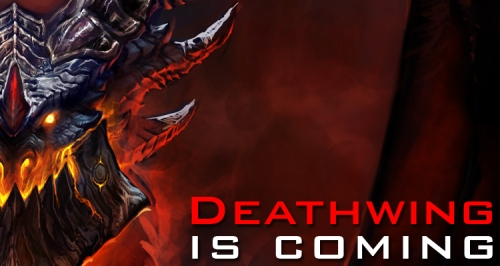 Deathwing is Coming