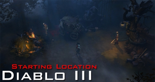 Diablo III Starting Area