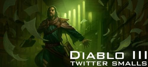 Diablo III Twitter Smalls
