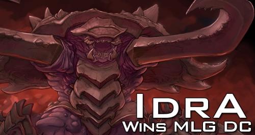 IdrA wins MLG DC