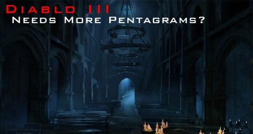 Diablo 3 More Pentagrams