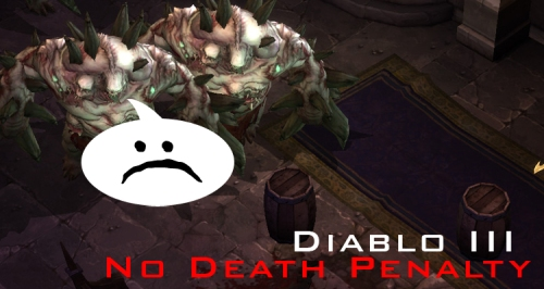 Diablo 3 No Death Penalty
