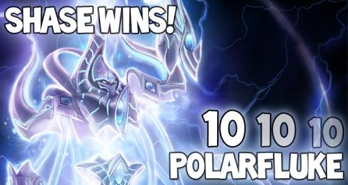 Shase wins 101010