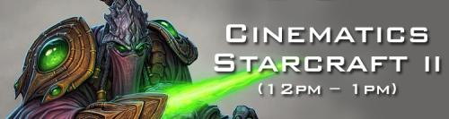 Starcraft 2 Cinematics
