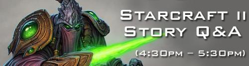 Starcraft 2 Q&A