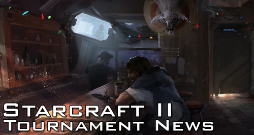 Starcraft II Tourament News