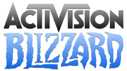 Activition Blizzard Logo