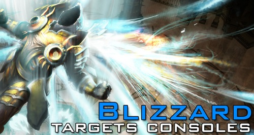 Blizzard Consoles