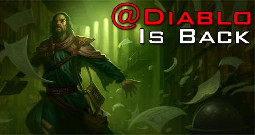Diablo Twitter Is Back