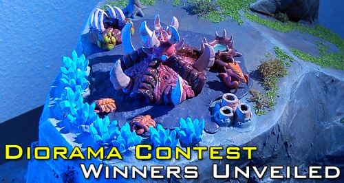 Diaorama Contest Winners