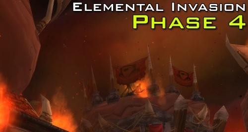 Elemental Invasion Phase 4
