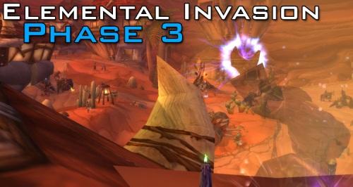 Elemental Invasion
