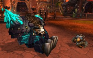 Horde Moonkin Pet