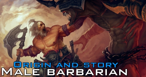 Male Barbarian's Story