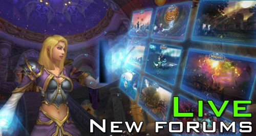 New Forums Live