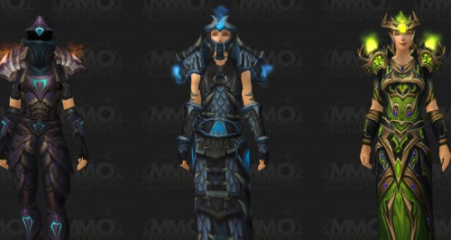 Season 9 PvP Armor Set