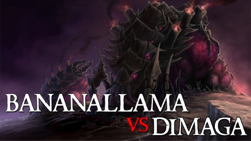 DIMAGA vs BananaLlama