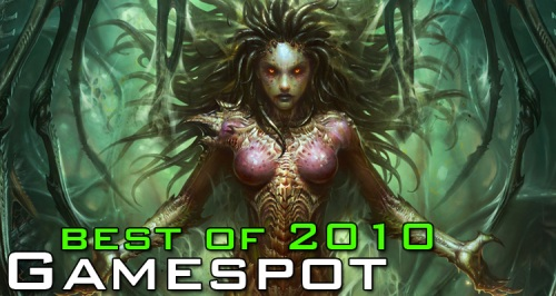 GameSpot Best of 2010
