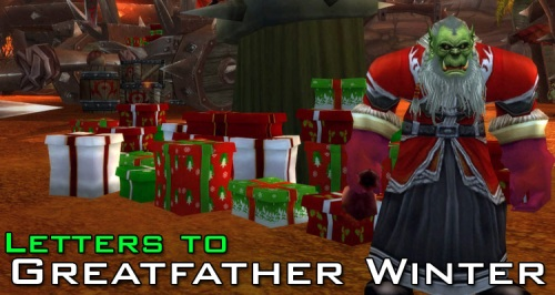 Greatfather Winter